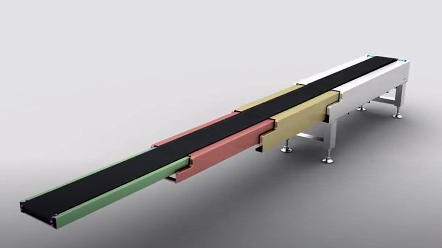 Extendable Conveyors