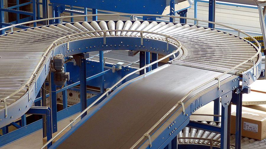 Lineshaft Conveyors