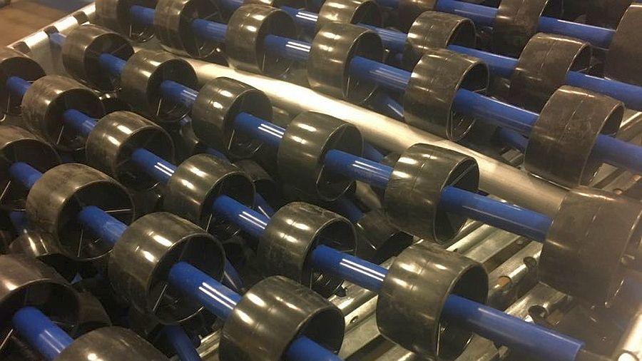 Pallet Flow Rack Equipment