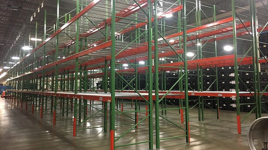 Pallet Rack Equipment Category