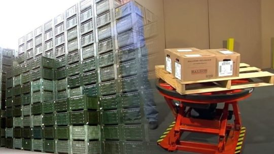 Unit Load Handling