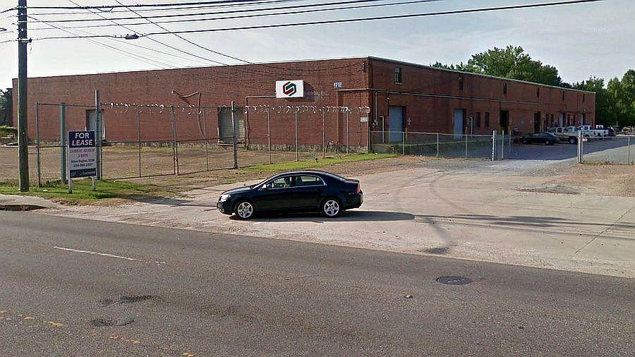 SHS Warehouse Storage Facility